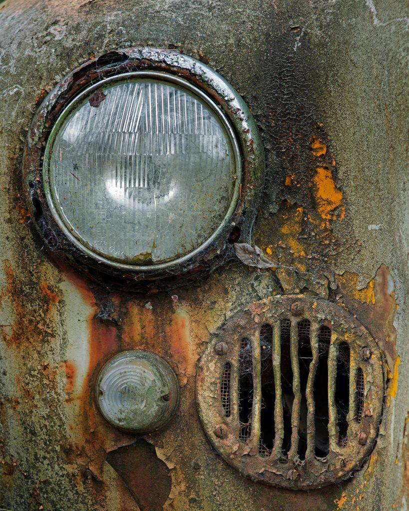 """Foto: © Roar Bech, """"Rusten tilstand"""""""