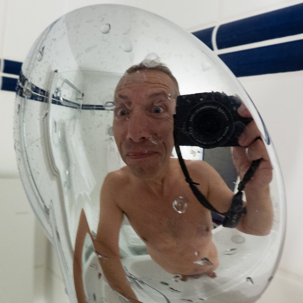 "Foto: © Svein Kvakland, ""Selfie"""
