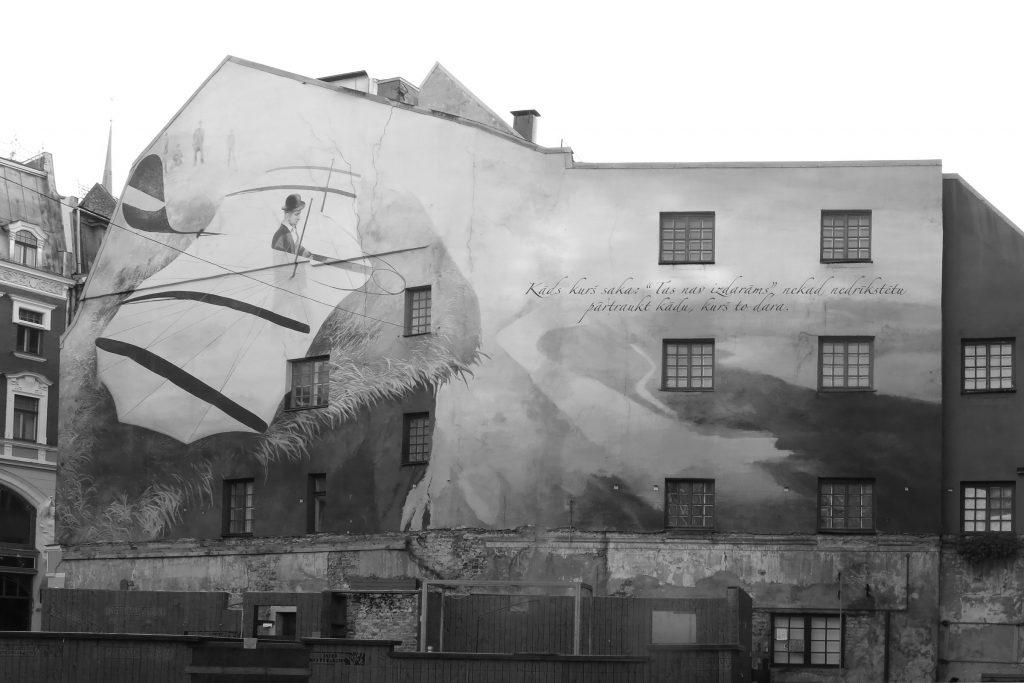 """Foto: © Eli Sunde Eidskrem , """"Fra Riga"""""""