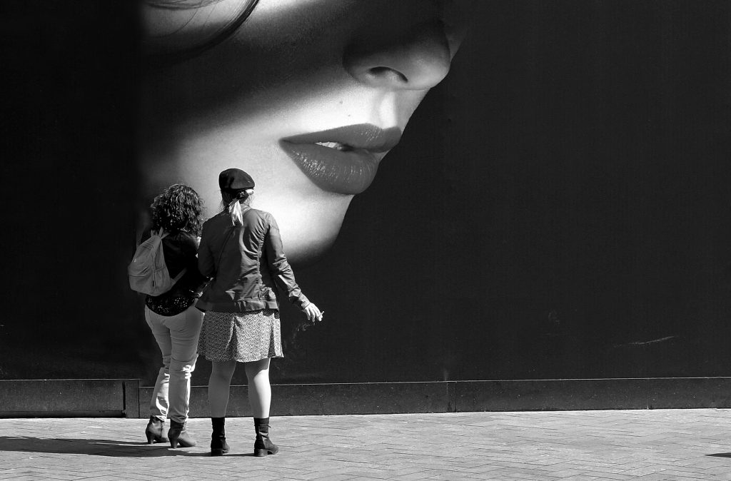 "Foto: © Eivind Sverre Åslid, ""Smoking Lady"""