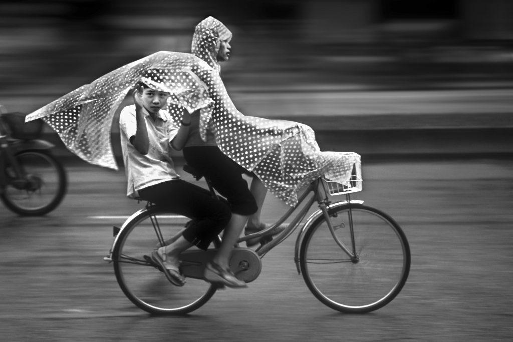 Foto: © Arne Strømme, «Sykkeltur»